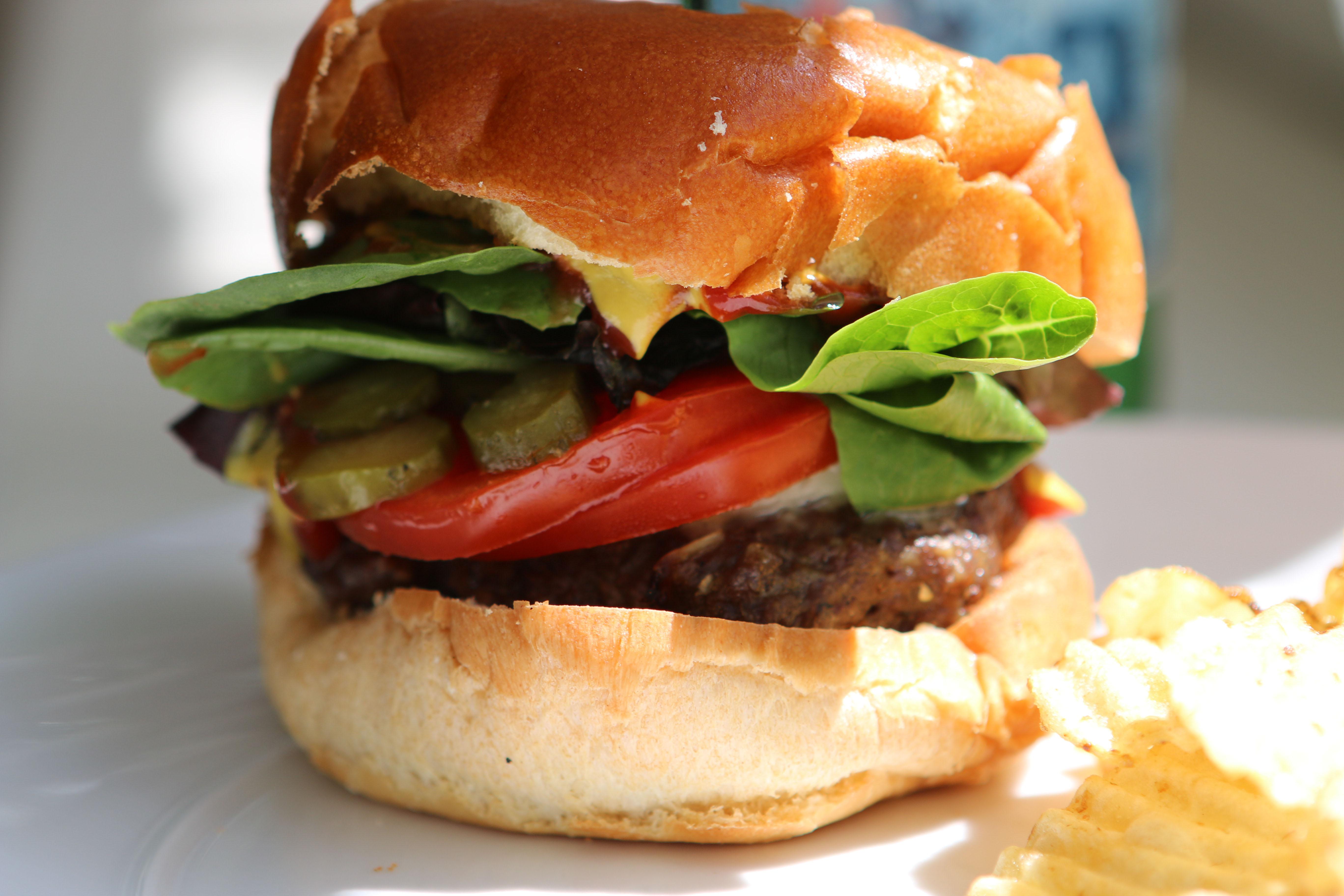 Beth's Burgers