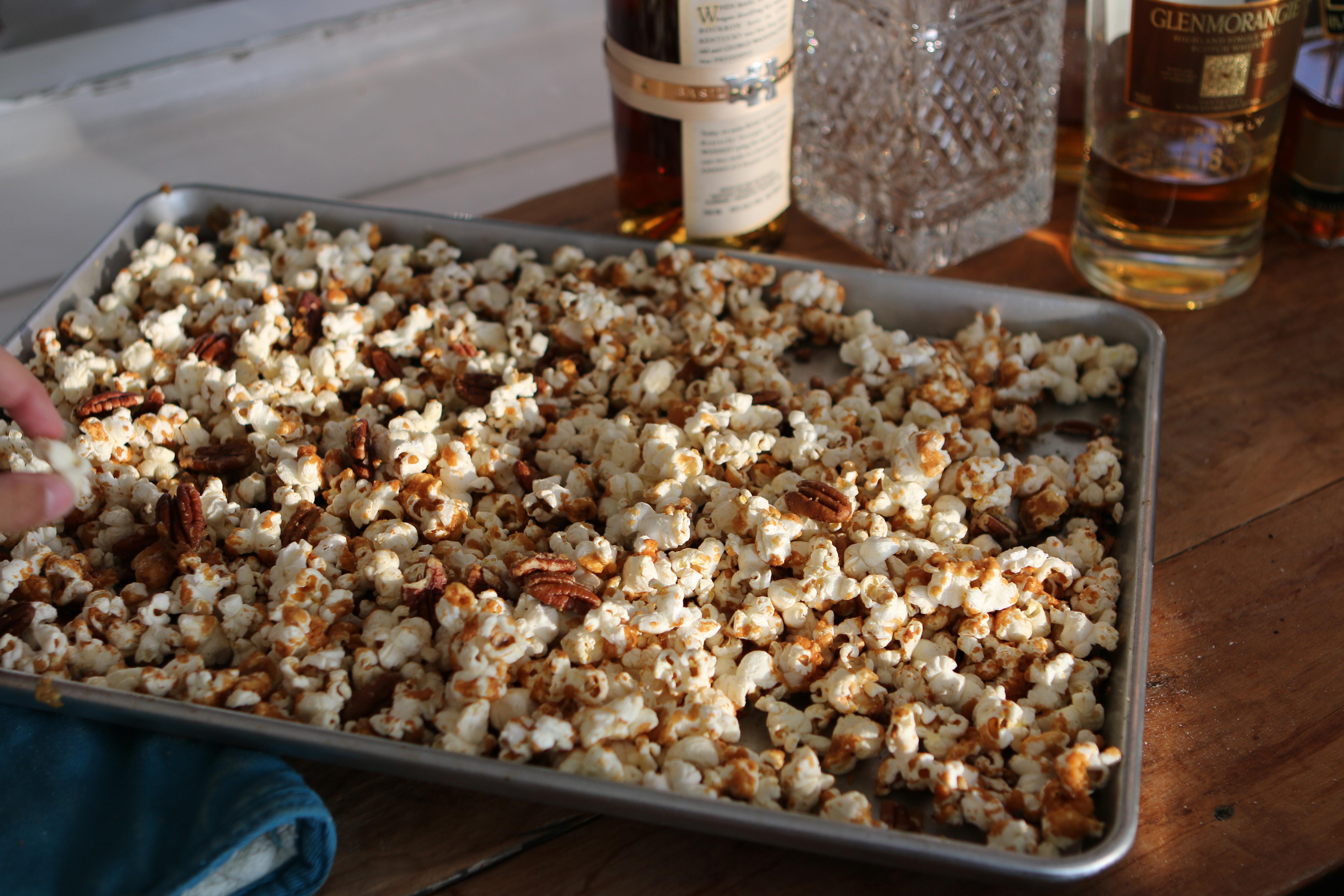 Beth's Praline Popcorn